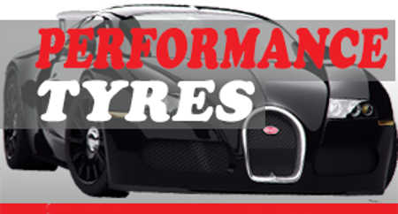 Picture for category Performance Tyres